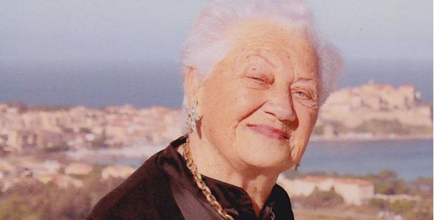 Pauline Ceccaldi née Sinibaldi