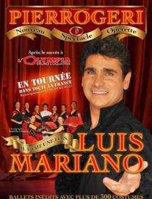"""Ajaccio : """"Il était une fois"""" Luis Mariano au Palatinu le 16 février"""
