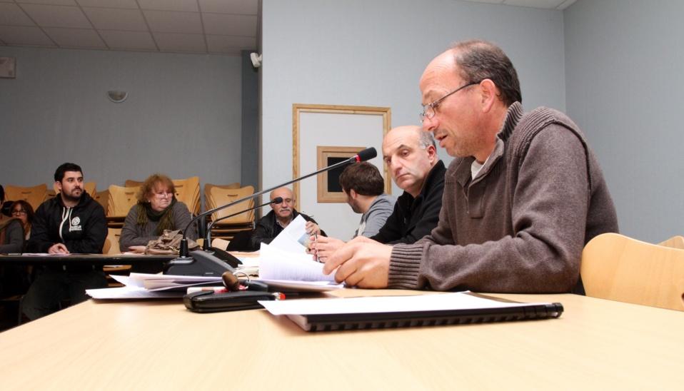La motion fait état d'une incohérence totale entre le périmètre récemment défini de la communauté des communes et le rédécoupage cantonal proposé par le préfet. (Photo Stéphane Gamant)