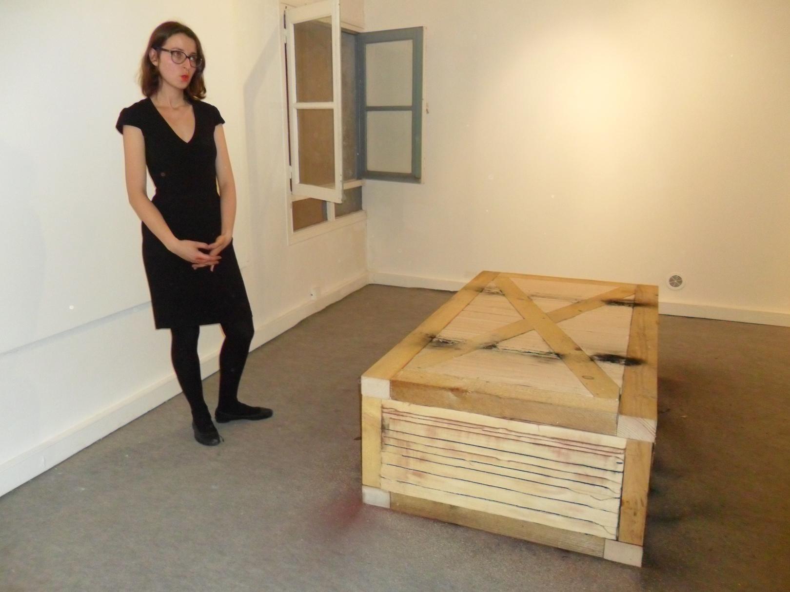 Bastia : Alys Demeure et Adrien Porcu exposent au Centre Culturel Una Volta