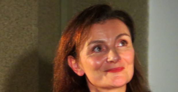 Nathalie Leclerc, Directrice associée du réseau de villes européennes intermodes, partenaire du Conseil de l'Europe.