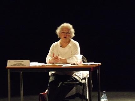 Enfance et l'Adolescence : Jacques Salomé et Danielle Rapoport aux rencontres professionnelles d'Ajaccio
