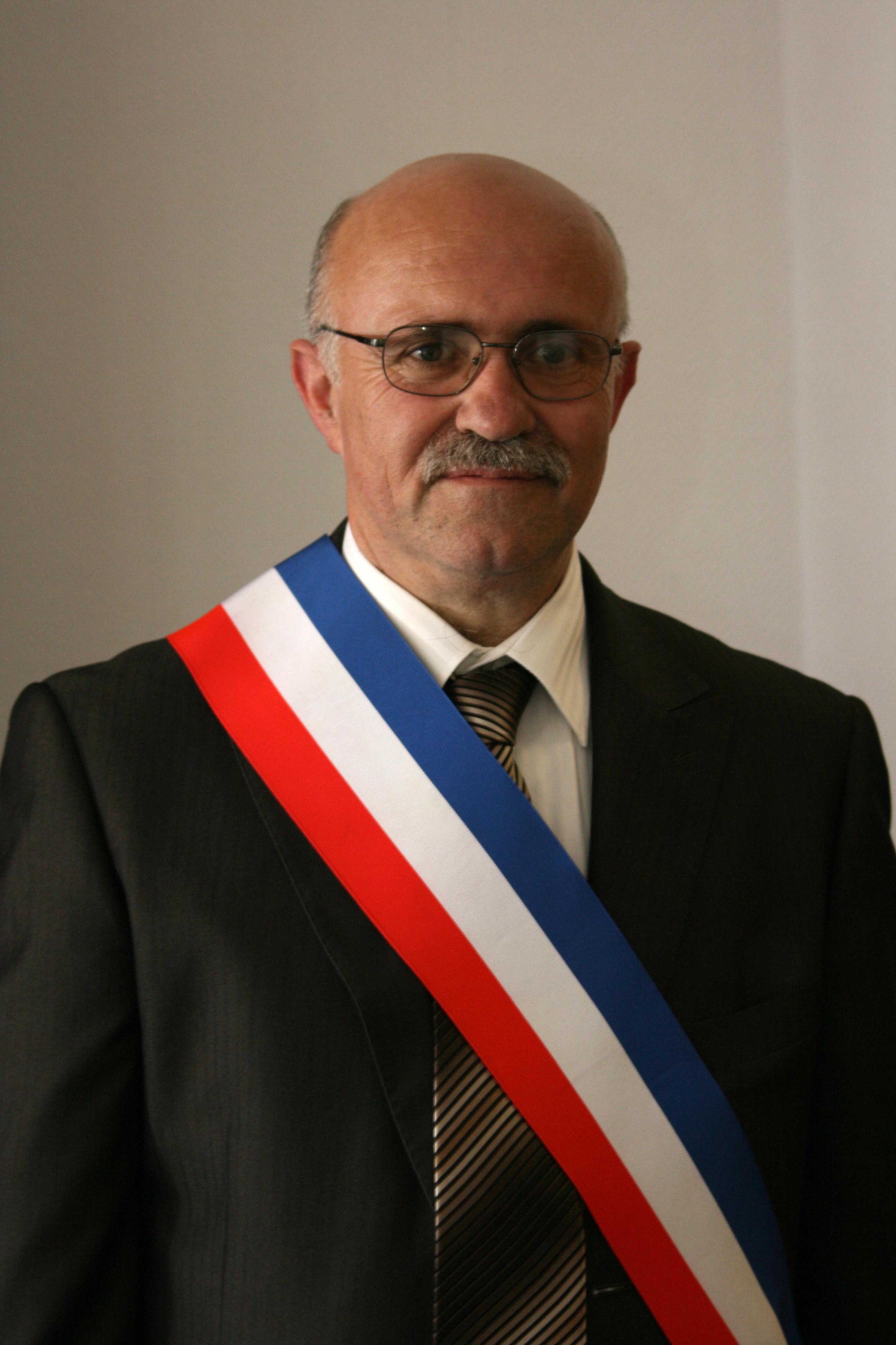 Francis Giudici Maire de Ghisonaccia, candidat à sa réélection. (Photo Stéphane Gamant)