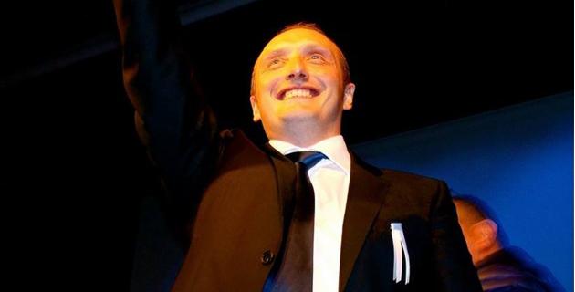 """Laurent Marcangeli: """" Je suis un homme libre !"""""""