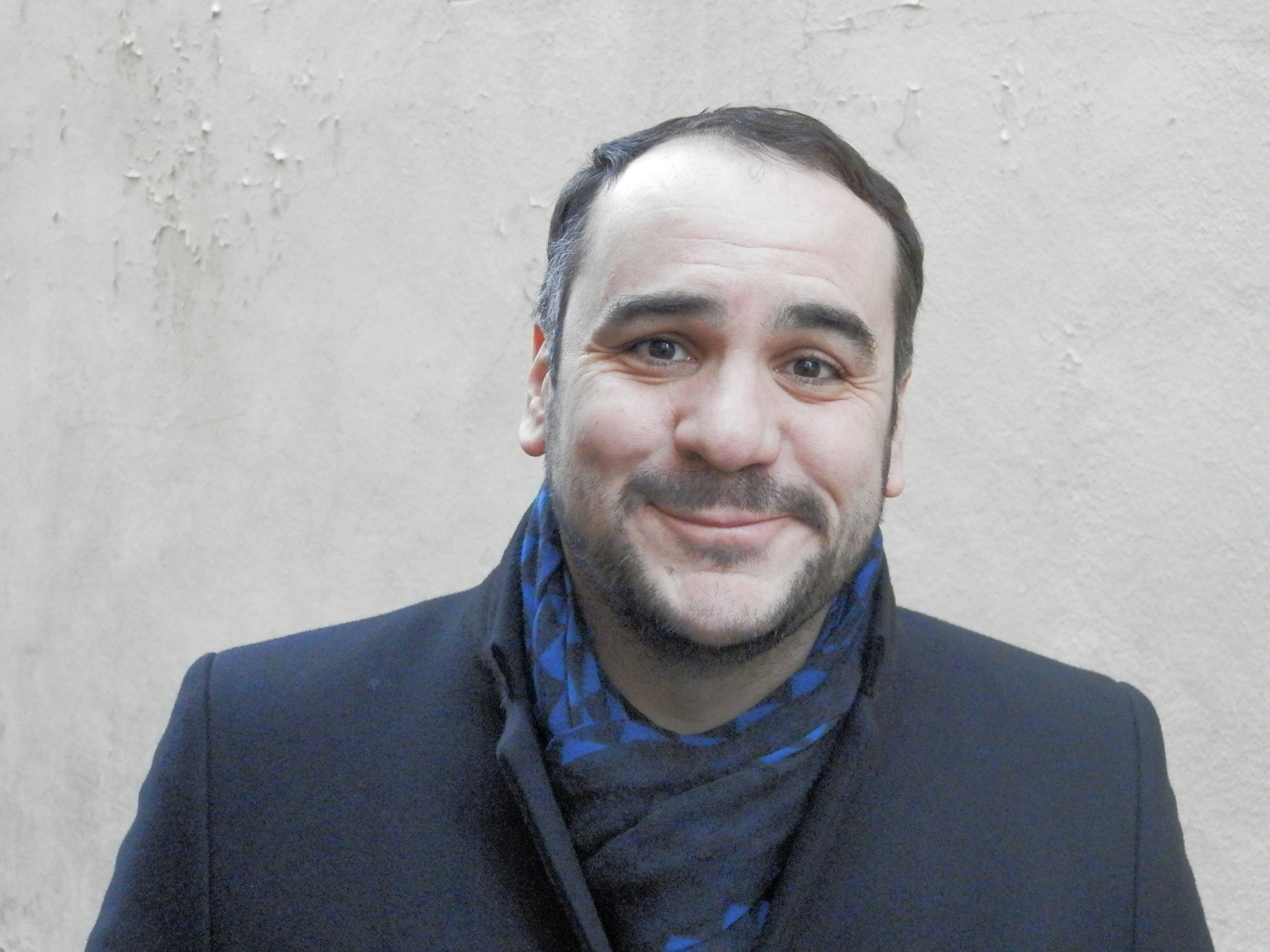 François Xavier Demaison aussi à l'aise à la ville qu'à la scène !