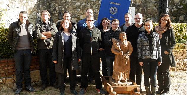 Ajaccio : La confrérie des Compagnons du Sciacarellu fête les siens