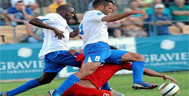 """Cédris Ramos, le """"tombeur"""" du GFC Ajaccio"""