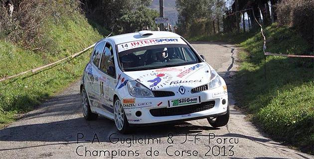 Une saison s'achève, une autre commence  : Corse, terre de rallyes