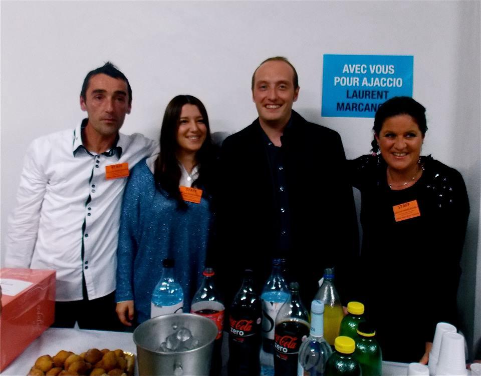 Ajaccio : Inauguration de la permanence de Laurent Marcangeli