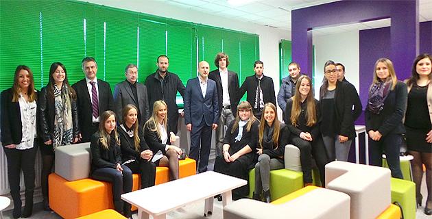 Bastia : 47 diplômés à l'école de managment