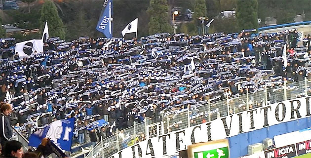 OM-SCB : 600 supporters du Sporting à Marseille