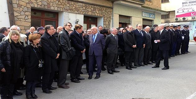 Hommage au Préfet Claude Erignac : La violence restera toujours une impasse…
