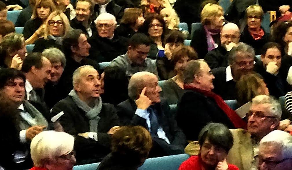 Meeting de Simon Renucci et présentation de la liste « Aiacciu inseme »