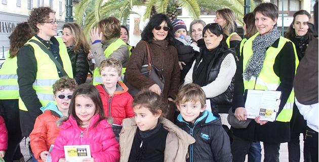 """Bilan mitigé pour la mobilisation des """"gilets jaunes"""" à Ajaccio"""
