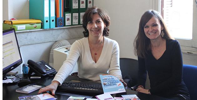 Marie-Josée Joly et Carine Spano