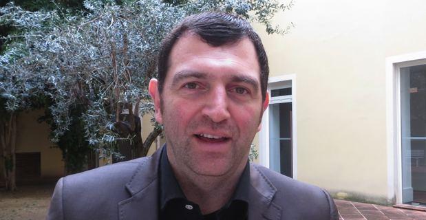 Jean-Charles Orsucci, maire sortant de Bonifacio, conseiller territorial et président du groupe socialiste à l'Assemblée de Corse.
