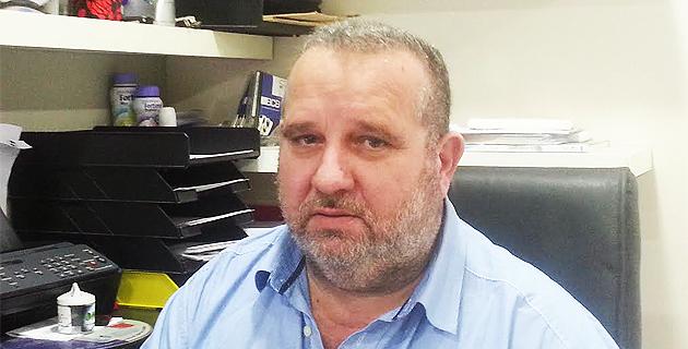 Le Dr Jacques Luciani, 1er adjoint à la mairie de Propriano et candidat aux élections municipales de mars prochain.