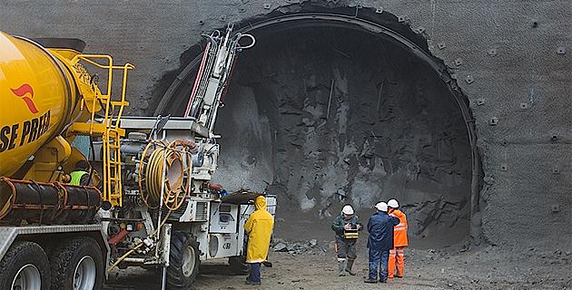La déviation de Propriano et la construction du tunnel de Viggianello ont débuté