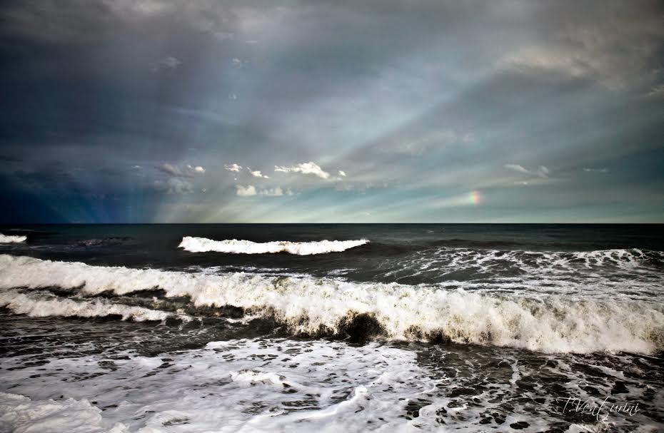 Cap Corse : Lorsque la mer se déchaîne…