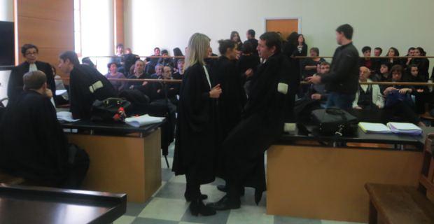 Relaxe quasi-générale au procès des 10 jeunes militants d'A Ghjuventu Indipendentista