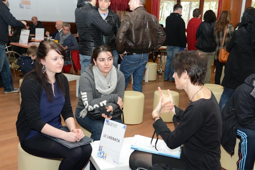 """Calvi : Des rencontres pour """"'alimenter le moteur de l'emploi"""""""
