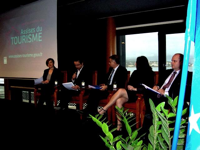Organisées par l'Agence du Tourisme de la Corse et l'Etat, ces Assises ont réuni jeudi l'ensemble des professionnels du tourisme insulaire autour de 3 ateliers de réflexion. (Photo : Yannis-Christophe Garcia)
