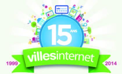"""La CAPA nominée par le label """"Ville Internet"""""""