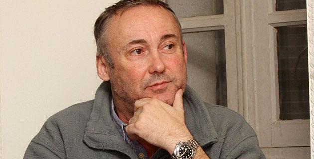 """Jean-Pierre Antonelli: """"Je veux œuvrer pour un renforcement accru de l'intercommunalité"""". (Photo Stéphane Gamant)."""