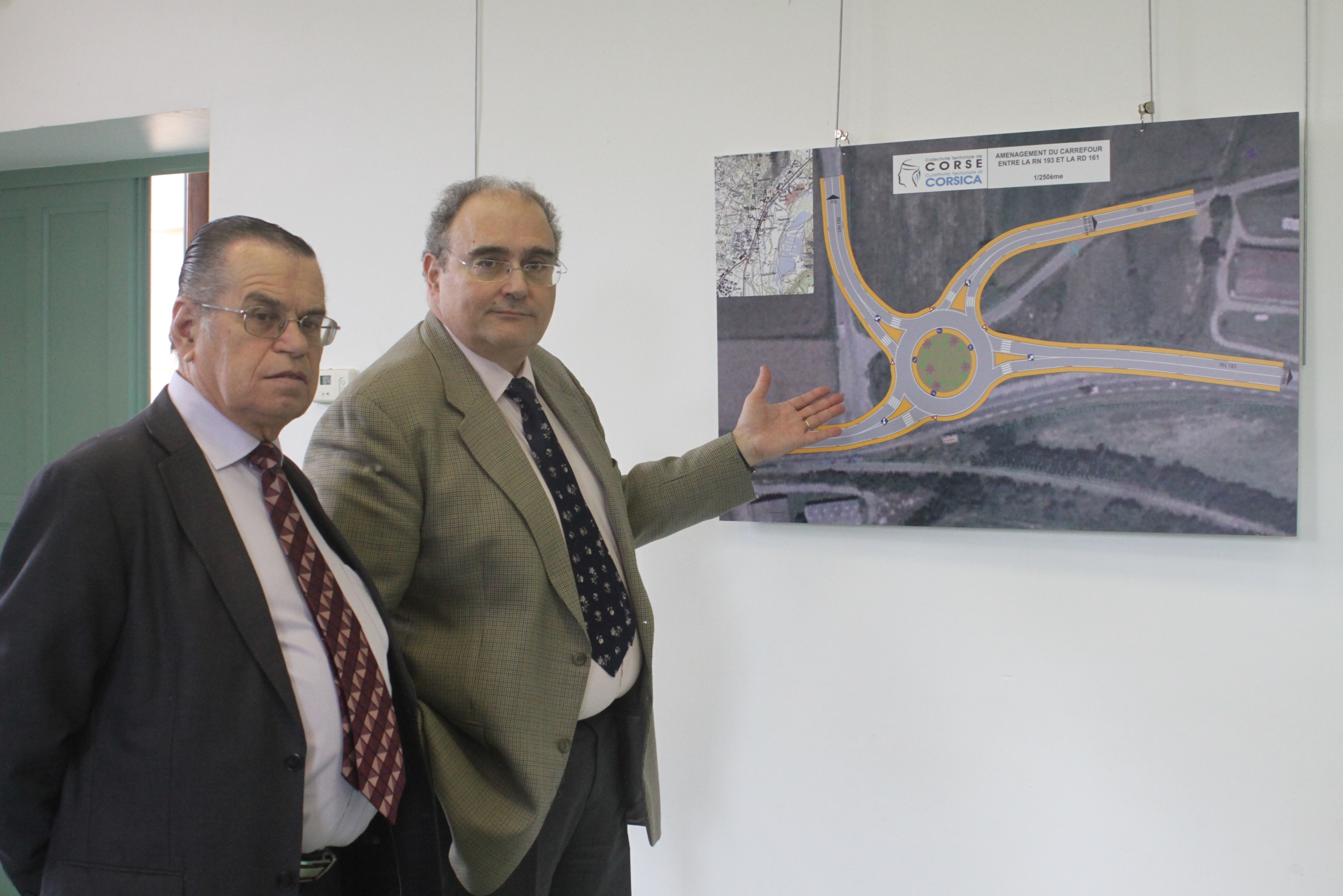 Paul Giacobbi et Pascal Miniconi