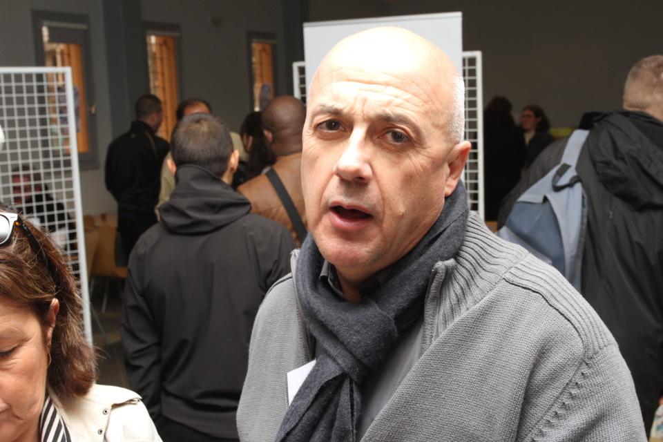 Gil Pasqualini Directeur du Pôle Emploi Corte Plaine Orientale (Photo SG).