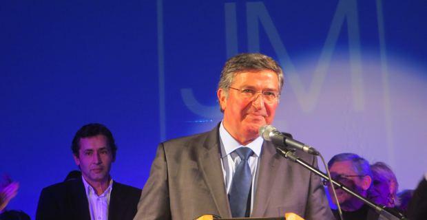 Jean-Louis Milani, conseiller général et candidat à l'élection municipale de Bastia.