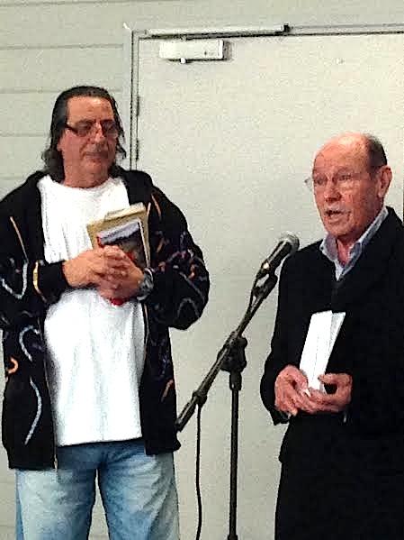 Pierre Ramaciotti et Tony Bozzi
