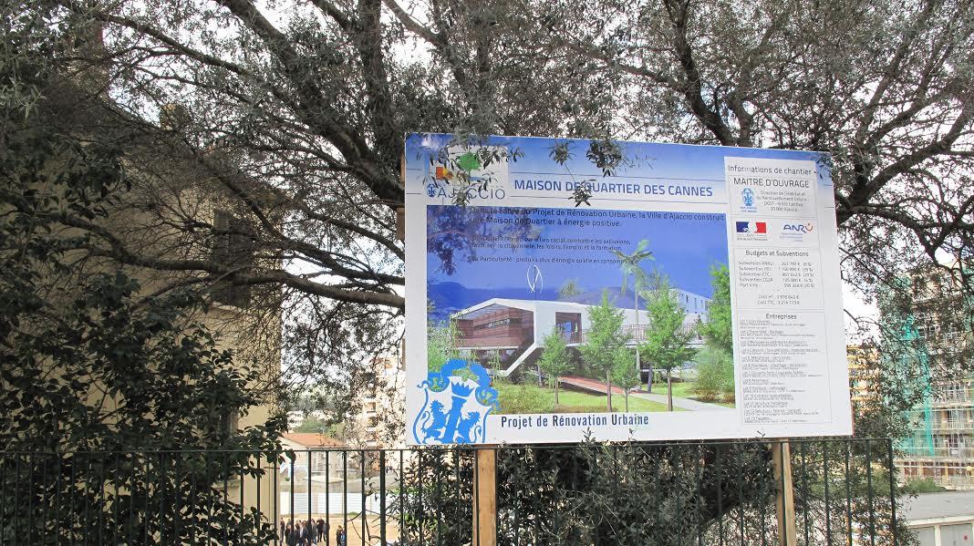La maison de quartier des Cannes-Salines : Elle va produire plus d'énergie qu'elle en consomme…