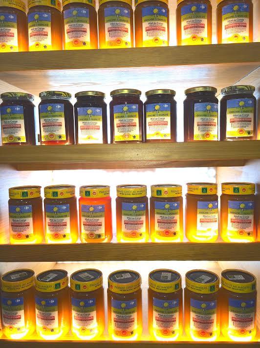 AOC miel de Corse : Un partenariat avec Carrefour pour 9 apiculteurs