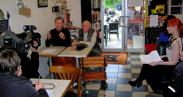 """Vincent Carlotti a évoqué une """"nouvelle donne qui peut se dessiner"""" dans les principales villes de Corse. (Photo : Yannis-Christophe Garcia)"""
