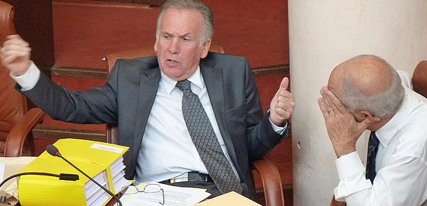 """Jean-Jacques Panunzi : """"Un coup de force du Gouvernement"""""""