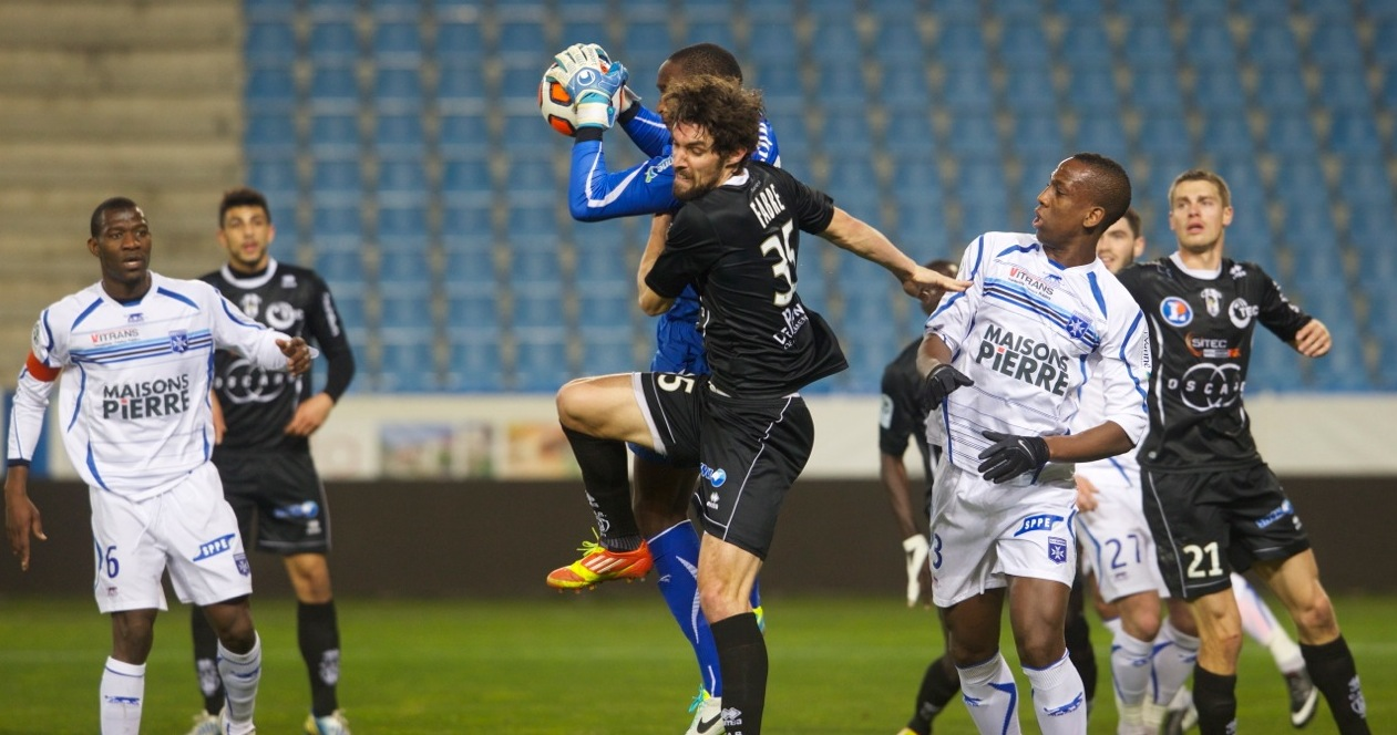Le CAB encore en échec face à Auxerre (0-0)