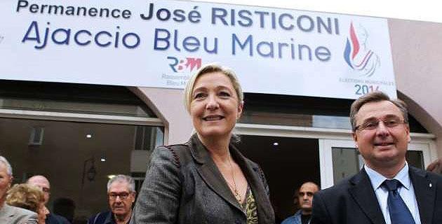Ajaccio Bleu Marine : La liste déposée à la préfecture