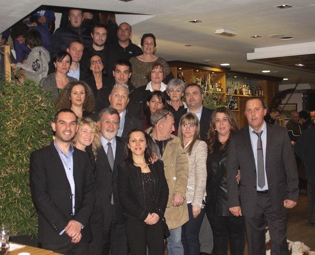 L'Ile-Rousse : Hyacinthe Mattei a présenté sa liste