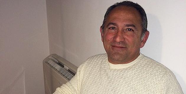 André Rocchi candidat aux municipales à Prunelli di Fium'orbu. (Photo SG).