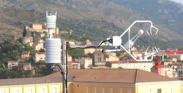 Toulouse et la Corse partenaires pour l'observation de l'atmosphère en Méditerranée