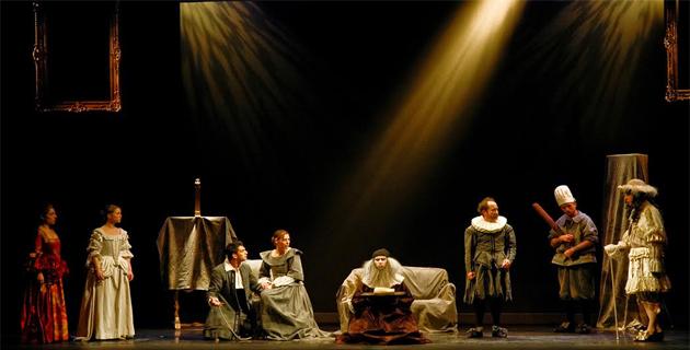 """""""L'Avare"""" au théâtre de Propriano"""