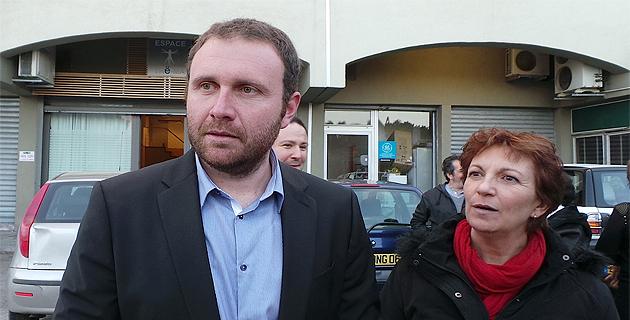 """Luc Grassini : """"Notre liste ne revendique aucune étiquette politique"""""""