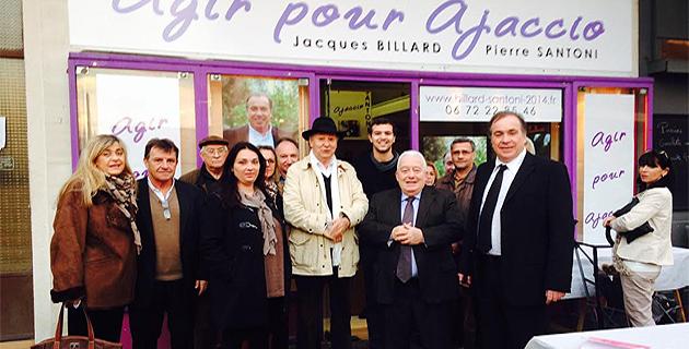 « Agir pour Ajaccio » : L'ambition et l'expérience au service d'une ville
