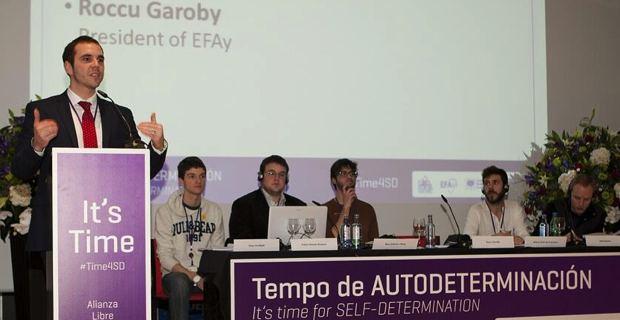 Roccu Garoby : « La génération Europe, de l'autodétermination »