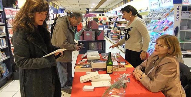 Club des auteurs corses d'Edilivre : Signatures à Bastia