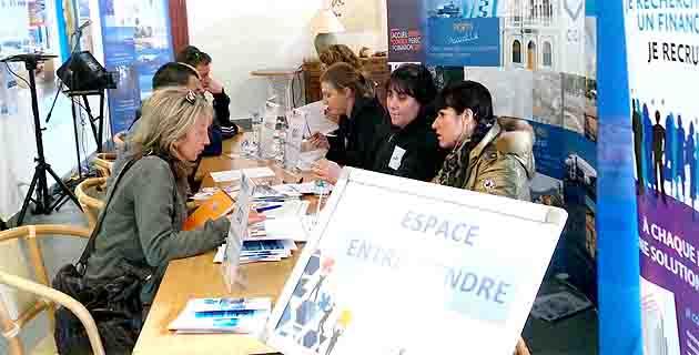 Rencontres pour l'emploi de Bastia : 1 800 visites à l'Igesa