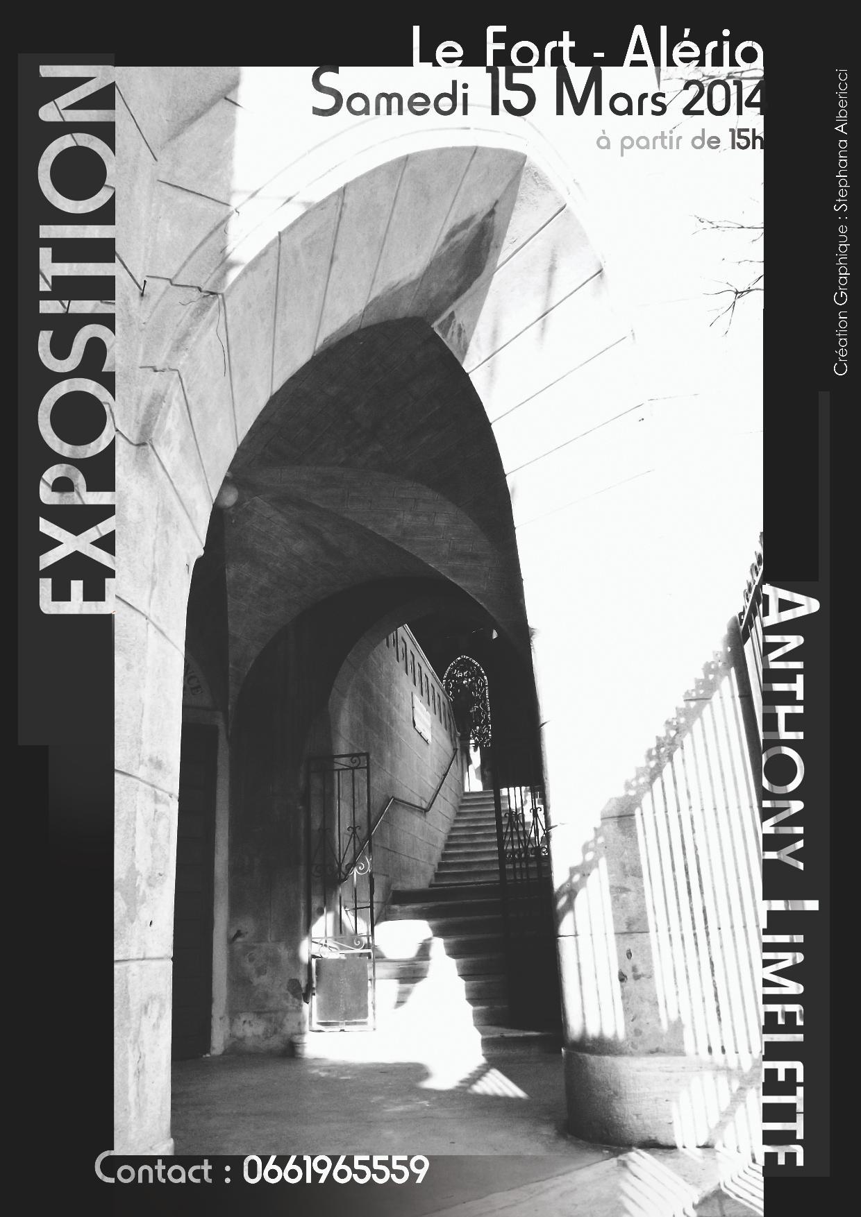 """Fort d'Aleria : """"Pardon mon Père"""", une exposition d'Anthony Limelette"""