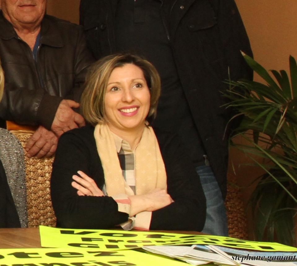 Marie Madeleine Giudicelli (Photo SG).