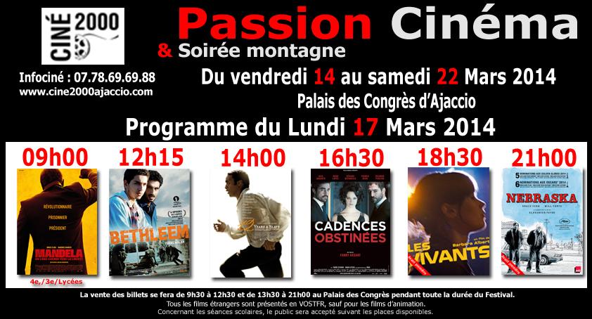 Passion Cinéma : Un quatrième jour très attendu au Palais des Congrès
